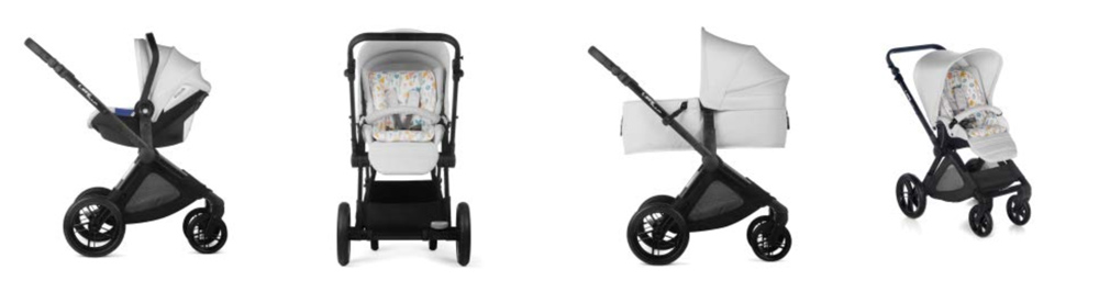 comparativa carritos de bebe