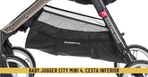 baby jogger city mini 4 colores