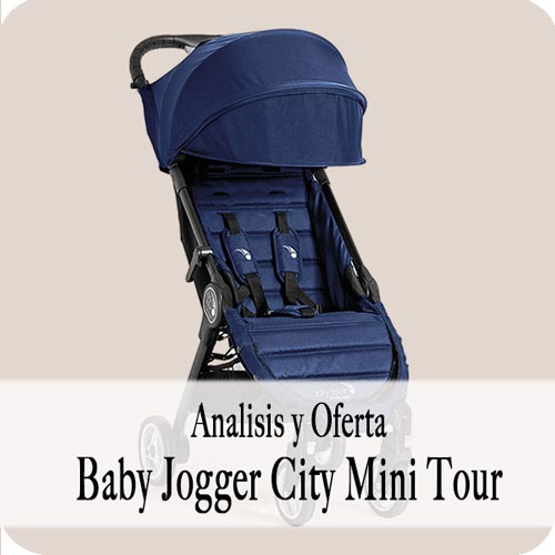 babyjogger city mini tour opiniones