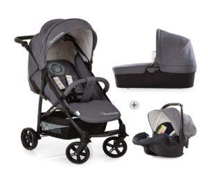 carrito de bebé 3 piezas hauck rapid 4 plus