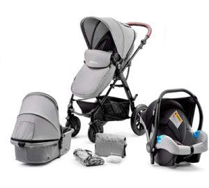 mejor carrito de bebe 3 piezas